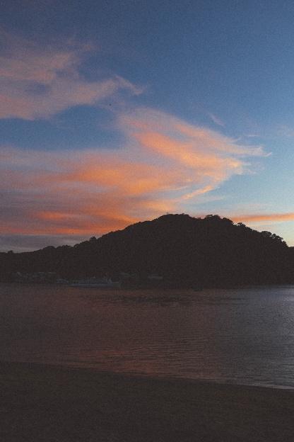 Sydney best ferry trips palm beach ettalong beach sunset 8