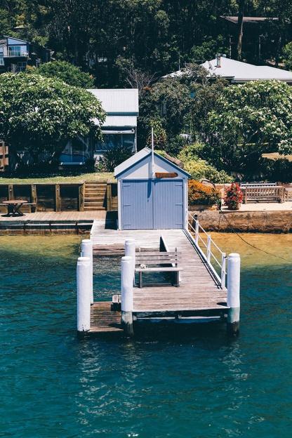 Sydney best ferry trips palm beach ettalong wagstaff boat 4