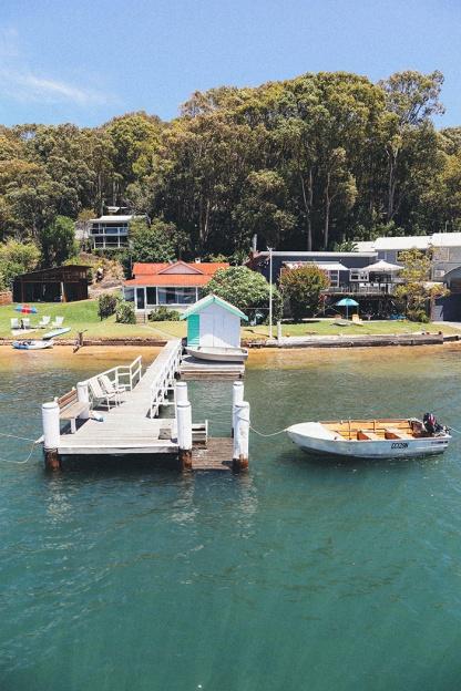 Sydney best ferry trips palm beach ettalong wagstaff boat 5