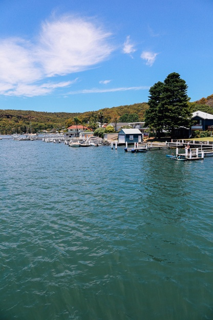 Sydney best ferry trips palm beach ettalong wagstaff
