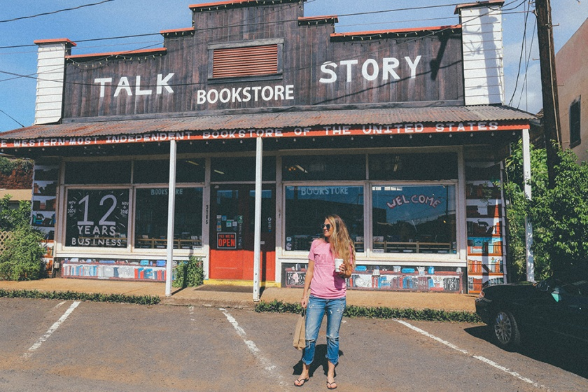 Talk Story Bookstore Kauai Best Bookstores United States