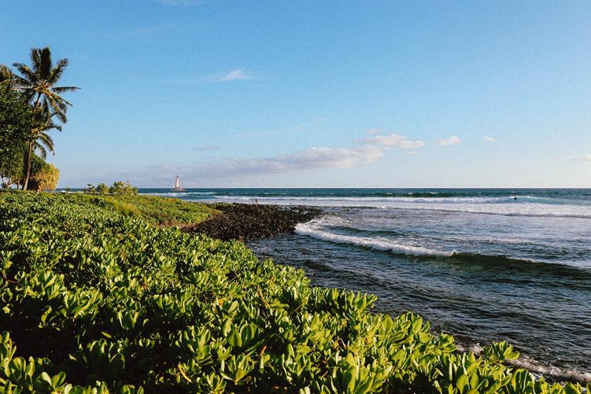 hibiscus Koa Kea sunset best hotels Kauai Poipu Beach