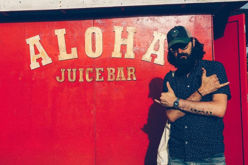 Kauai Hawaii Hanalei Bay Aloha Juice Bar