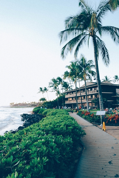 Kauai Hawaii Koa Kea Best Hotels Poipu Beach