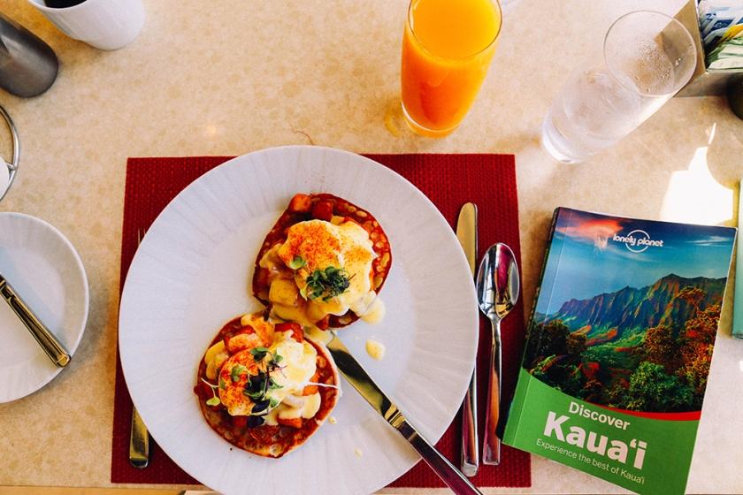 Kauai Hawaii Poipu Beach Koa Kea Breakfast_