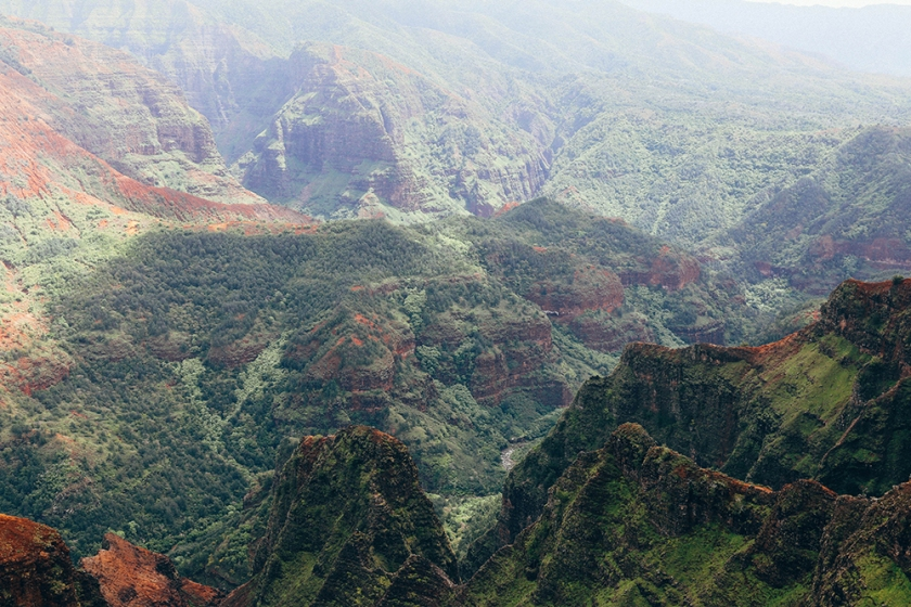 Kauai Hawaii Waimea Canyon views best_