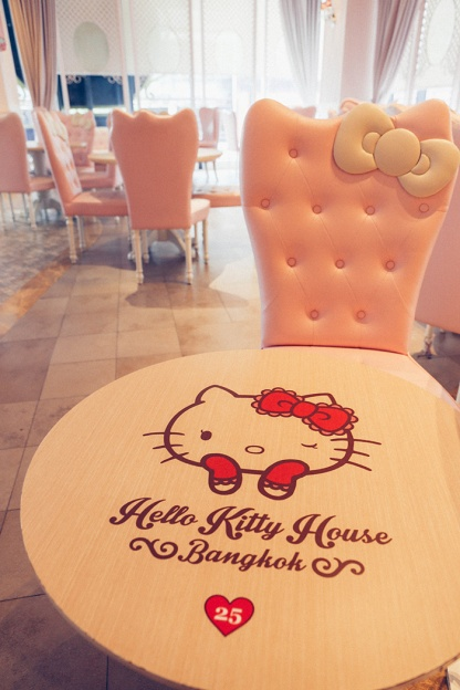 Bangkok thailand hello kitty siam square 2
