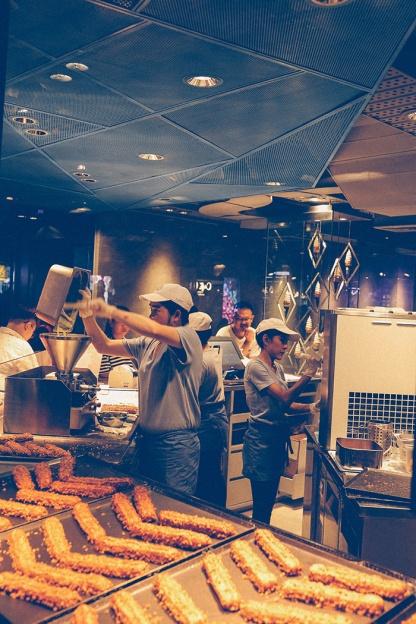 Bangkok thailand siam square best shopping food