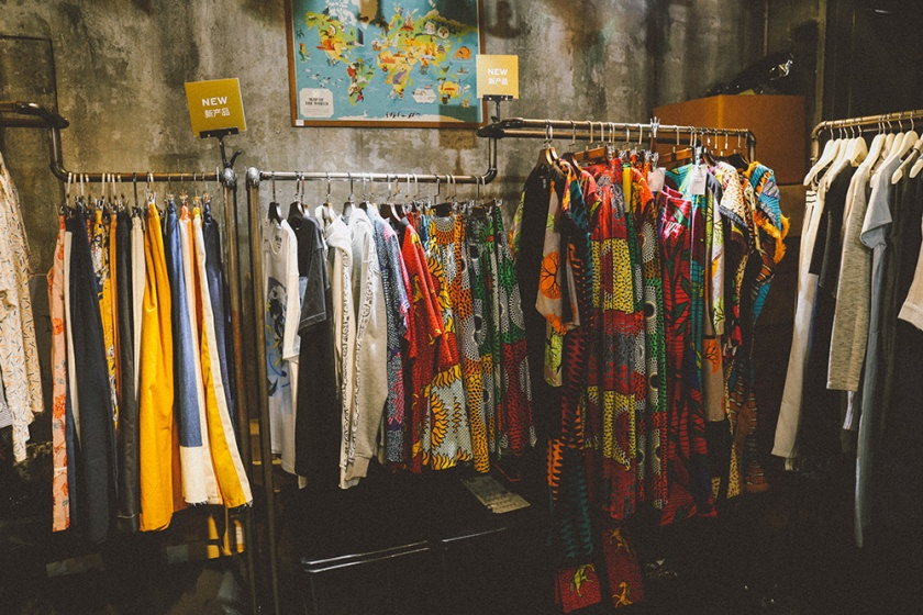 Bangkok thailand siam square best shopping local designers 3