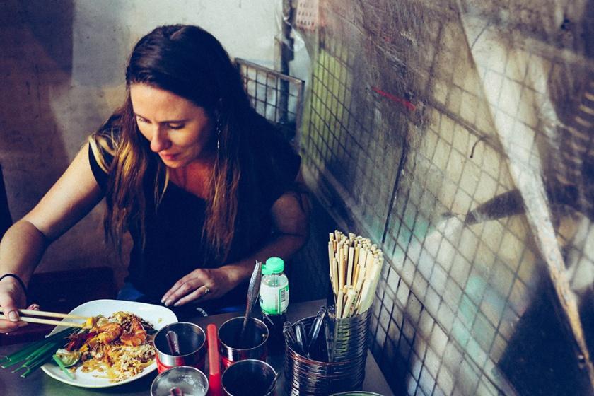Bangkok thailand street food pad thai katie mayor