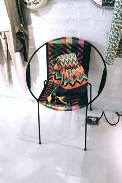 thailand bangkok shopping siam square chair