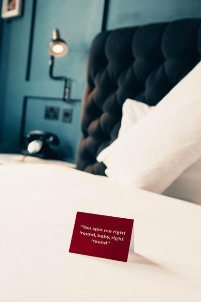 Dublin Ireland The Dean Hotel spin me
